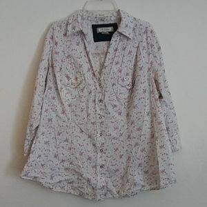 Women's Arizona top size 1X